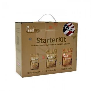 Bio Starter Kit GREEN HOUSE FEEDING
