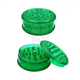 Grinder 3 partes iman de plástico