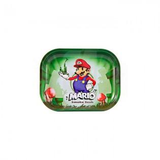 Bandeja de liar Pequeña Mario 18 x 14 cm.