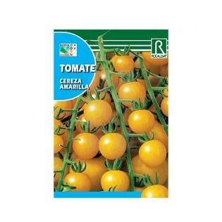 Semillas de Tomate Cereza Amarilla