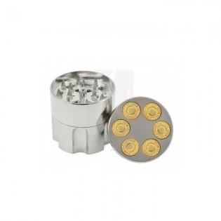 Grinder 3 partes Tambor 42 mm. Aluminio