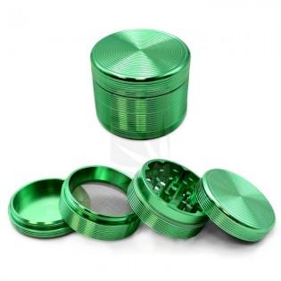 Grinder Riple 4 Partes 50 mm. Verde