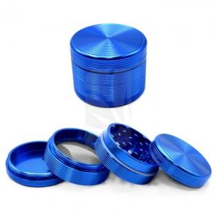 Grinder Riple 4 Partes 50 mm. Azul