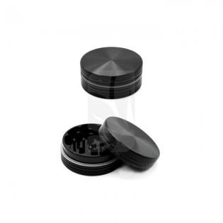 Grinder Aluminio Negro CNC 40 mm.