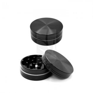 Grinder Aluminio Negro CNC 50 mm.