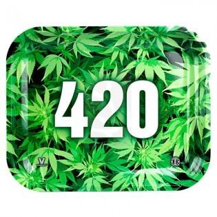 Bandeja de Liar 420 Green 27 x 33 cm.