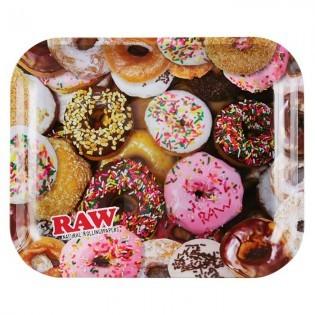 RAW Bandeja Liar Donuts Grande