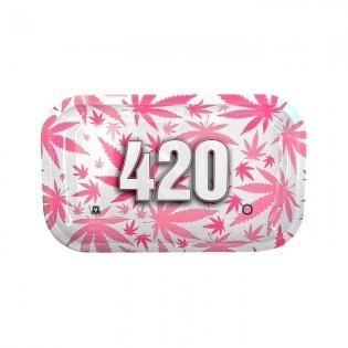 Bandeja de Liar 420 Pink 27 x 16 cm.
