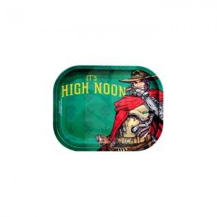 Bandejas liar metálica High Noon 18 x 14 cm.