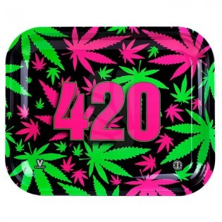 Bandeja de liar 420 Vibrant Grande