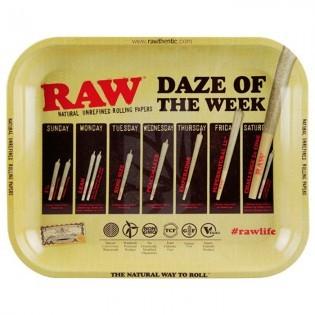 RAW Bandeja Metal Rolling Tray L-Daze