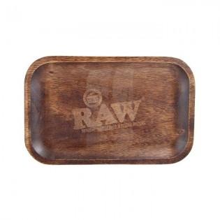 RAW bandeja de madera