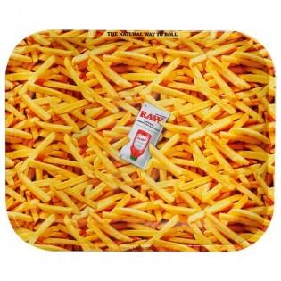RAW Bandeja de Liar patatas fritas mediana