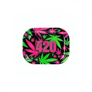 Bandeja de liar 420 Vibrant Pequeña 18x14cm