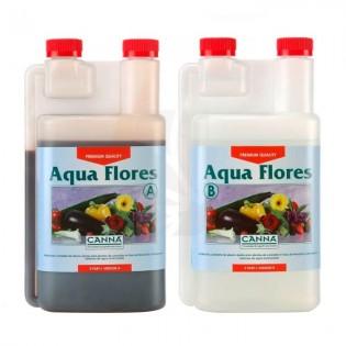 AQUA FLORES A+B 1 L CANNA