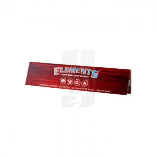 Elements Red King Size Slim