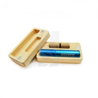 Caja madera con Alu Wide XL R44 UG
