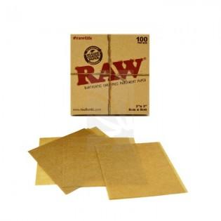 RAW Parchment - 100 hojas