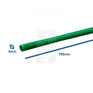Tutor de Plástico 700mm./8mm.
