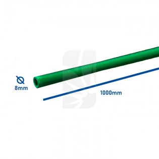 Tutor de Plástico 1000mm./8mm.