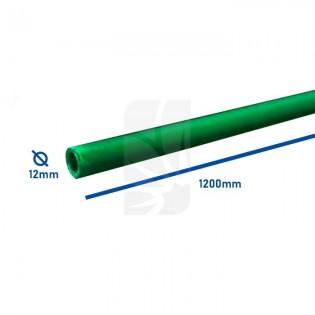 Tutor de Plástico 1200mm./12mm.