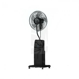 Ventilador con humidificador.