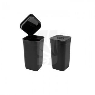 Pop Top cuadrado Negro mate - 3.5 gr