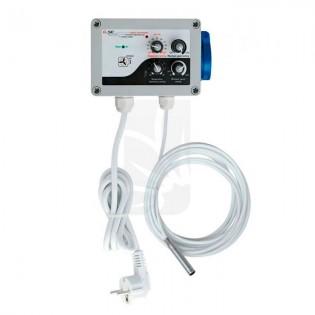 Controlador de histéresis y temperatura (5A) 1 Fan GSE