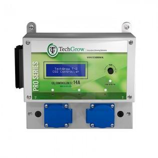 CONTROLADOR DE CO2 T-2 PRO 14A TECHGROW
