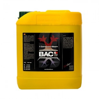 ONE COMPONENT SOIL BLOOM NUTRIENTS 5 Litros BAC