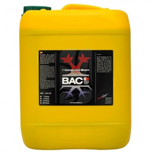 ONE COMPONENT SOIL BLOOM NUTRIENTS 10 L BAC