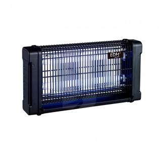 Mata Insectos Electrico c/ 2 tubos UV 6W 340º radio de acción
