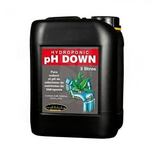 PH DOWN 5 L IONIC