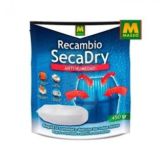 Recambio Secadry Antihumedad 450 gr.