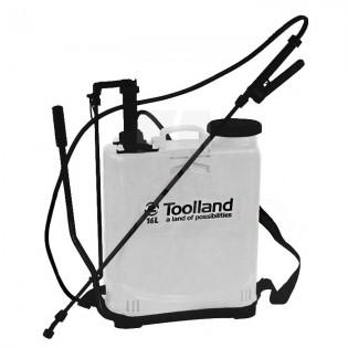 Pulverizador con Mochila 16 Litros. RP-Toolland