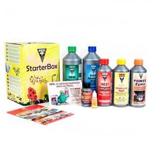 Kit de Cultivo Tierra. Starter Box. HESI