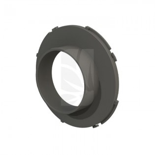 Conector Ducting Flange 100 mm. para tubos 16 mm.