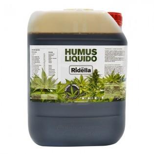 Humus de Lombriz Liquido 10 L Los Ridella