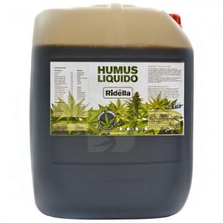 Humus de Lombriz Liquido 20 L Los Ridella