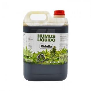 Humus de Lombriz Liquido 5 L. Los Ridella