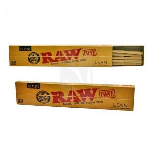 RAW Conos Lean 20 unidades