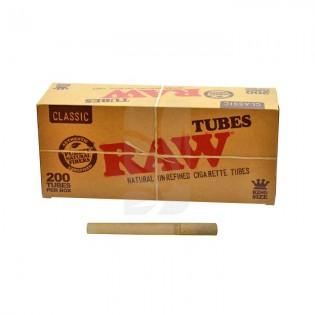 RAW Caja Tube 200 unidades