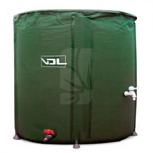 Deposito Flexible de 780 litros. VDL 100 x 100 cm.