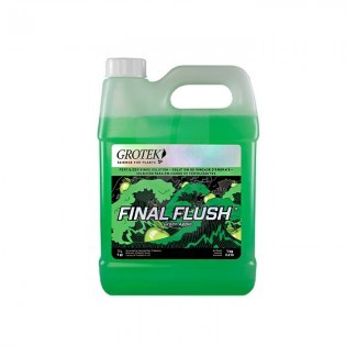 FINAL FLUSH MANZANA 1 Litro GROTEK