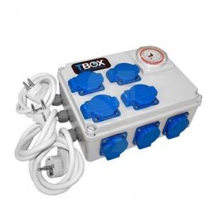 Temporizador TEMPOBOX 12 x 600W