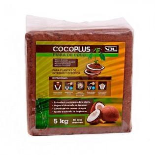 Ladrillo de Coco de 5 Kg. (80 lts.)