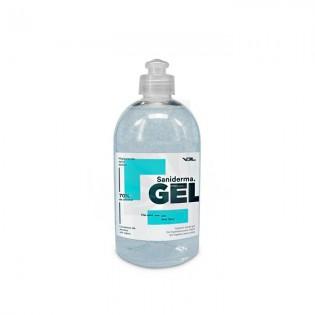 Saniderma GEL desinfectante 0.500 ml.