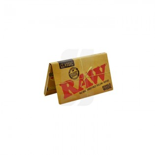RAW Papel Single Wide DBL