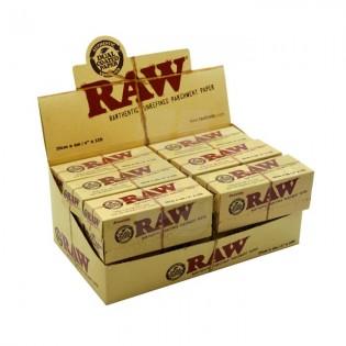 Raw Parchment 100mm x 4m Caja 12ud