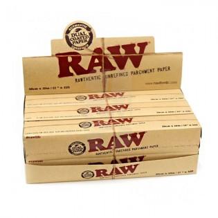 Raw Parchment 300mm x 10m Caja 6 ud.